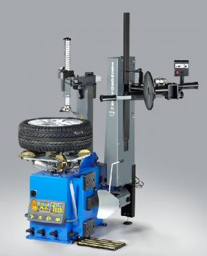 Tyre Changer with Help Arm